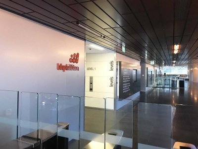 BHP signage by Compac