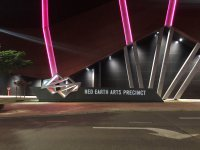 compac custom fabrication city-of-karratha-red-earth-arts-precinct