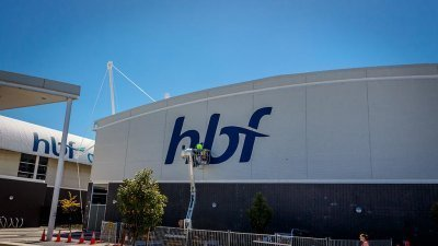 Venues West HBF Arena Joondalup by Compac
